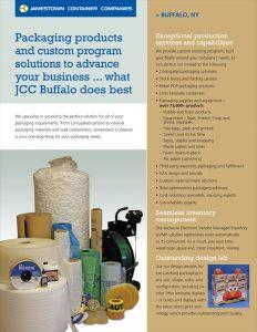 Buffalo Facility Sheet