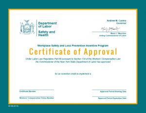 New York Safety Certification