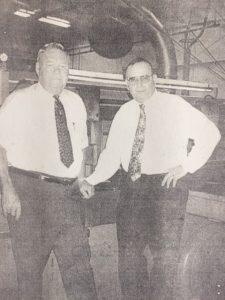 Glenn Janowsky & Joe R. Palmeri