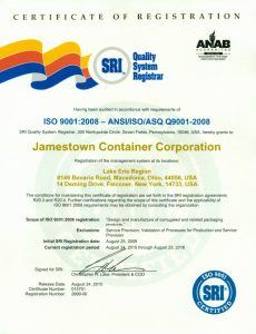 LER ISO Certification
