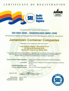 LOR ISO Certification