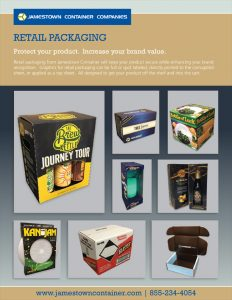 Retail Packaging Sell Sheet