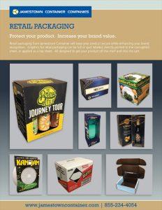 Retail Packaging Sell Sheet