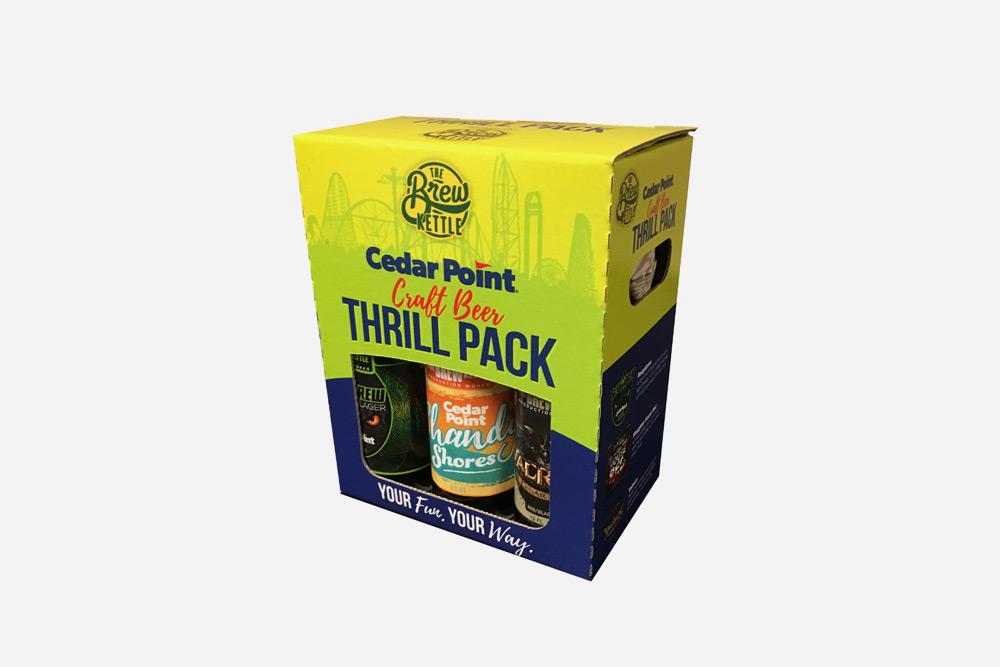 Retail Packaging - Cedar Point Packaging