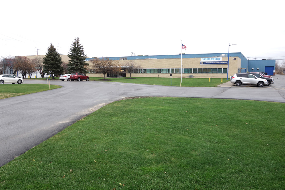 Rochester Corrugated Packaging Facility