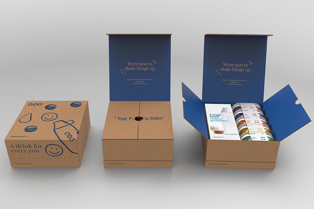 Use Custom Box Design To Get More Out Of Your E Commerce Packaging
