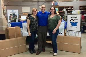 Donation to Cleveland Kid's Book Bank