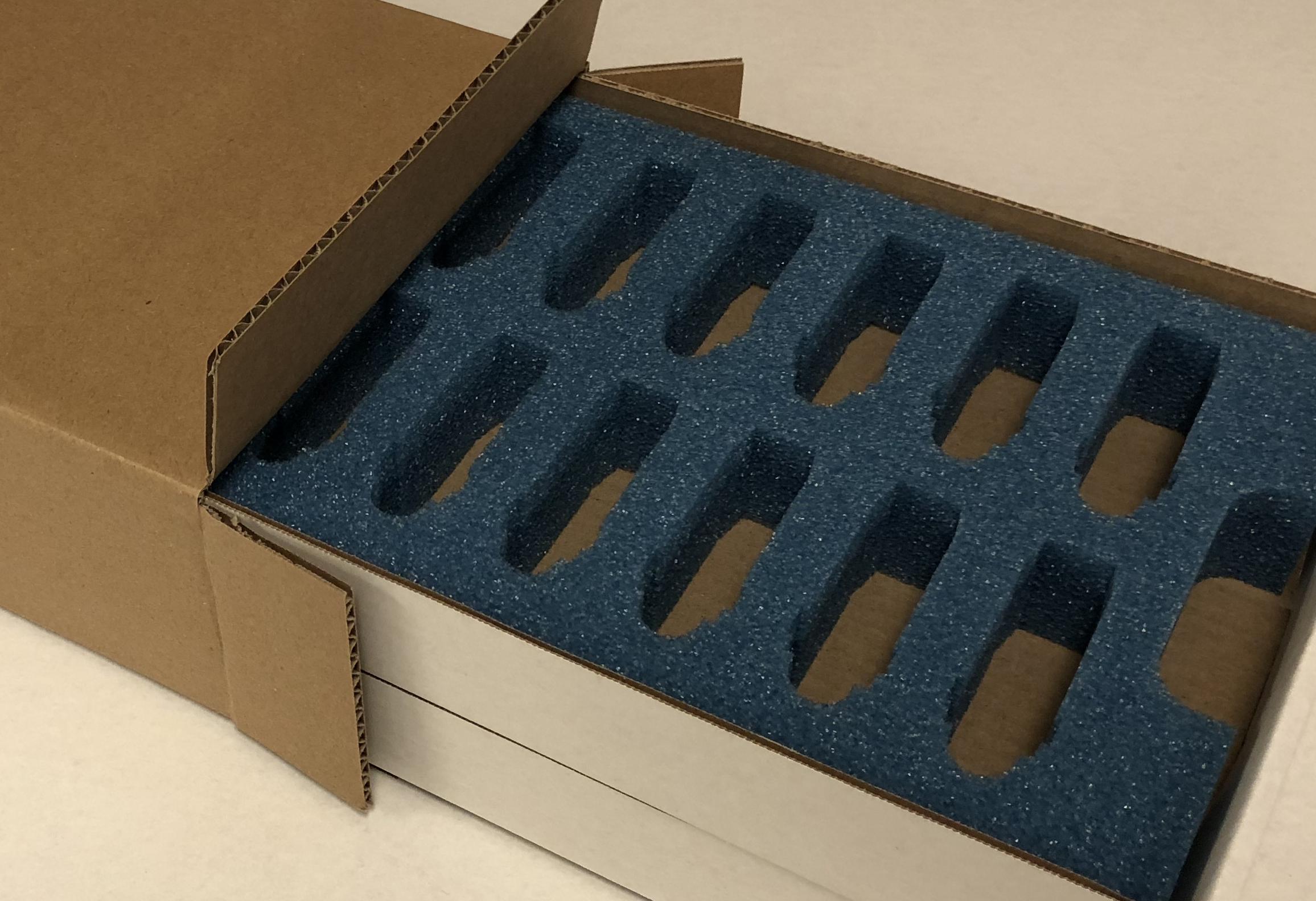 Need Cushion? Use Polyethylene Packing Foam - Corrugated Packaging