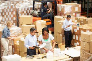 fulfillment warehouse