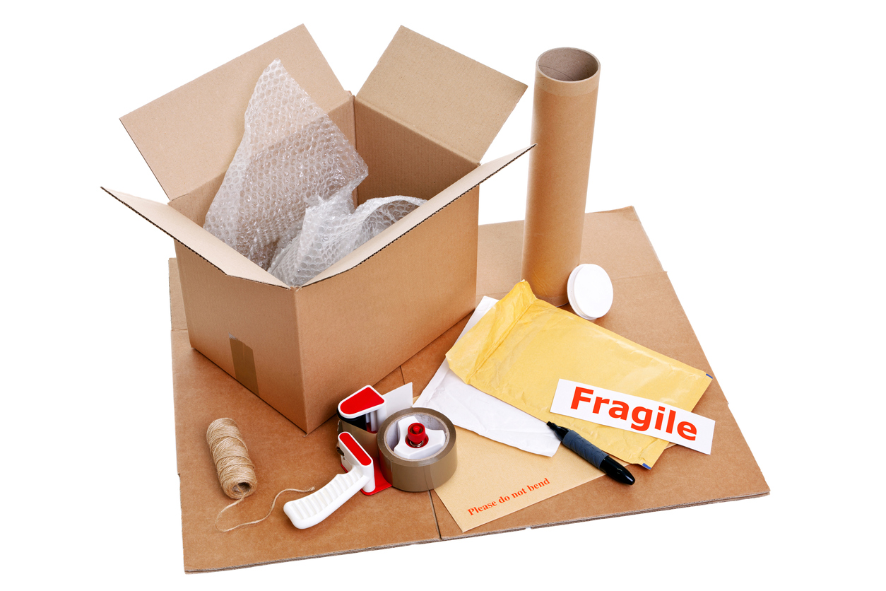 product packaging supplies